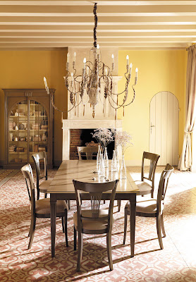 Dining In France French Furniture From Grange The Designer Insider