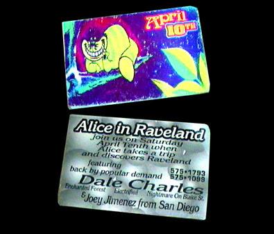 Rave Pass
