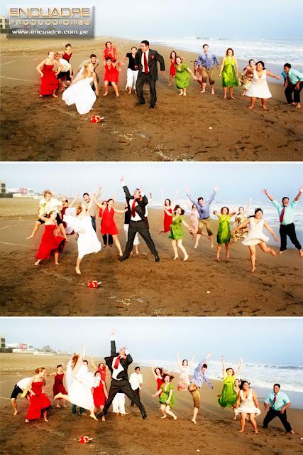 foto boda novios playa sunset chorrillos lima peru