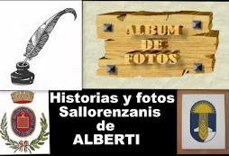 HISTORIAS Y FOTOS SALLORENZANIS DE ALBERTI