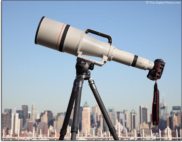 c1 Lensa DSLR Terpanjang Dan Termahal Di Dunia