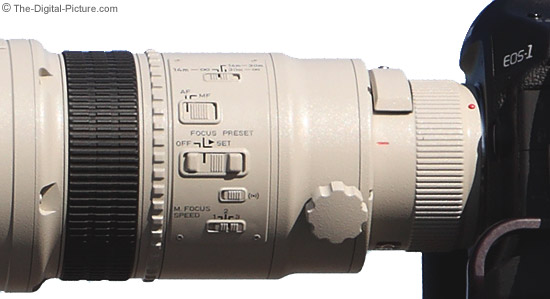 c5 Lensa DSLR Terpanjang Dan Termahal Di Dunia