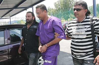 suspek Datuk Sosilawati Murder Suspects [PICTURES]