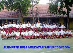 Foto Alumni Tahun 2005/2006