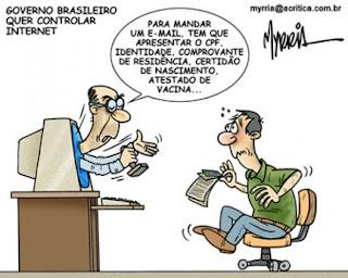 Rei do Bloguinho - Projeto de lei quer regularizar os blogs brasileiros