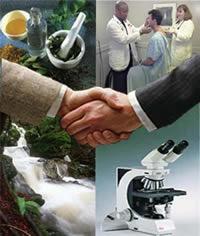 Era perubatan terkini ialah berkonsepkan getaran tenaga