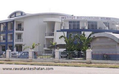 Institut Bioteknologi Melaka, Kementerian Pertanian Malaysia