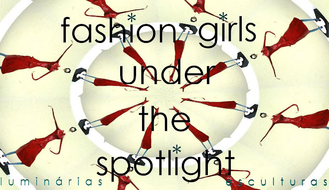 fashion girls under the spotlight