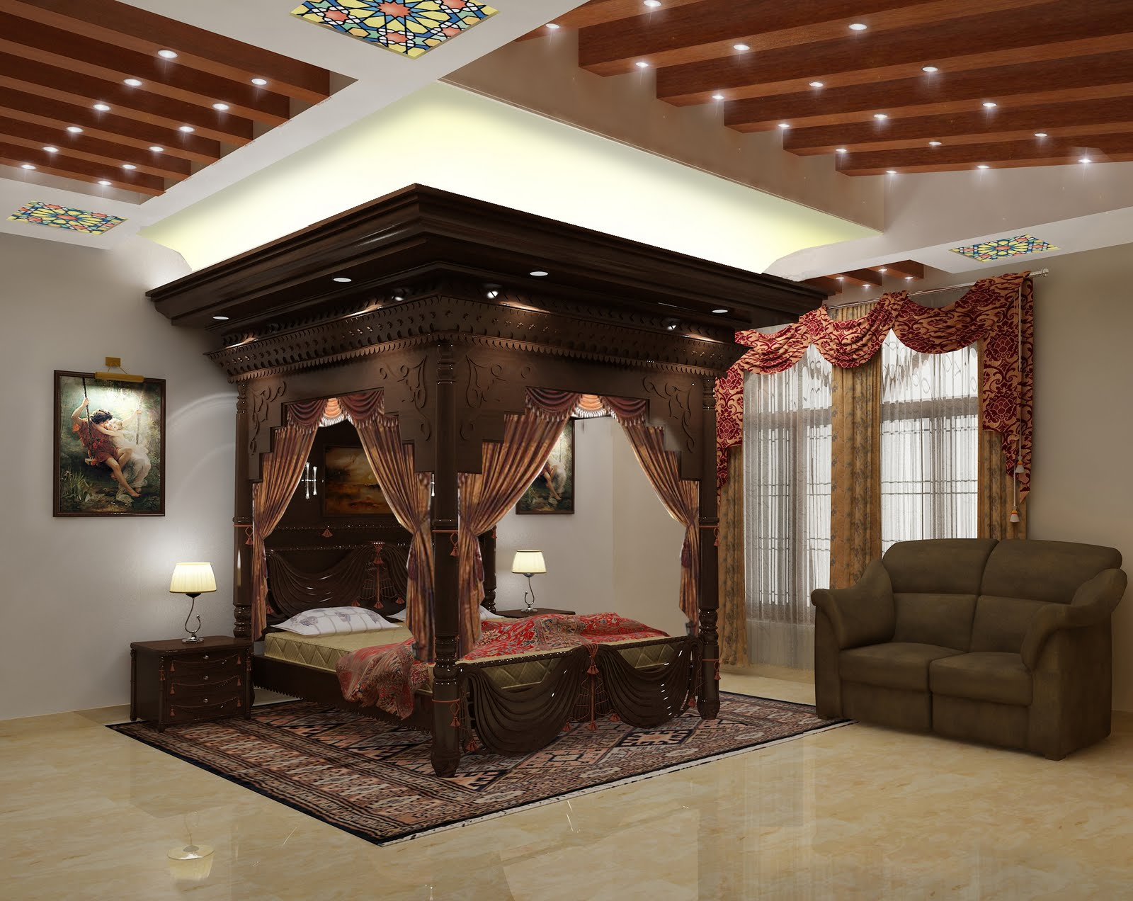 Interior design india for Indian interior design