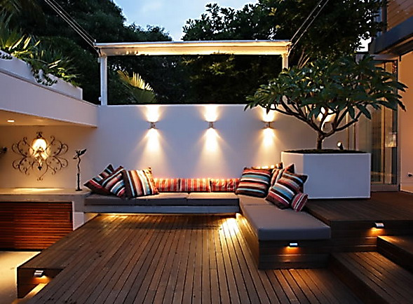 Eltipotonto design gallery a creative house decorating for Terrace party decoration ideas