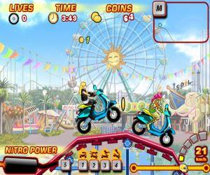 Jogos Online Motos