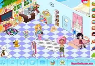 Jogos de menina Online