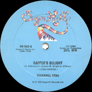 The Sugar Hill Gang - Rapper's Delight [VLS] (1979)[INFO]