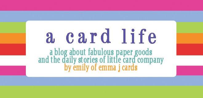 A CARD LIFE