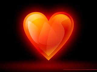 Gambar Hati Love Cinta Wallpaper