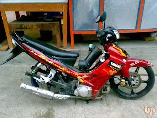 MOTOR CEPER ABIS ~ ISMAIL RIZKI