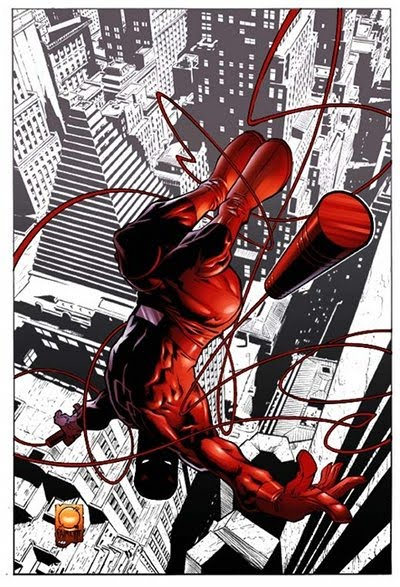 Joe Quesada, Daredevil, Green Arrow