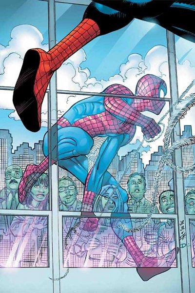 John Romita Jr, Spider-Man