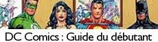 Débuter DC Comics