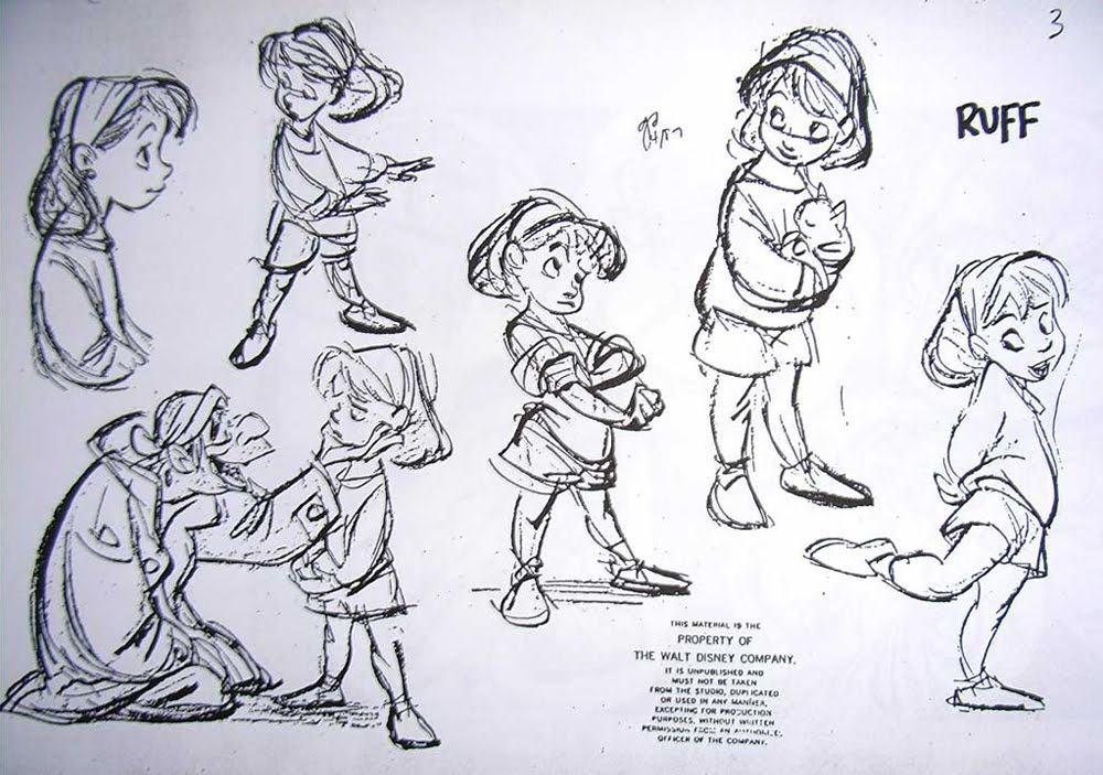 Character Design Wiki : Living lines library oliver company