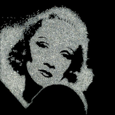 Marlene Dietrch Diamond Divas