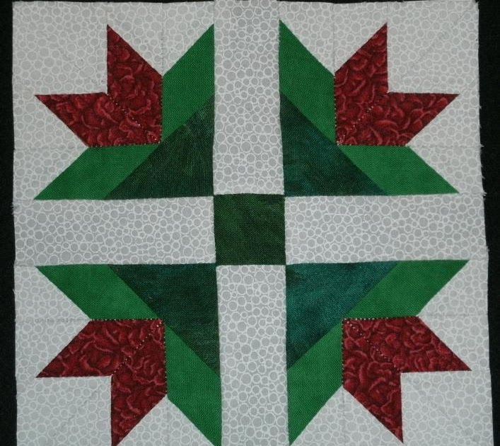 Quilt Patterns On Wisconsin Barns : Kim s Northwoods Discoveries: Carolina Lily - Wisconsin Quilt Blocks on Barns, Block of the Week
