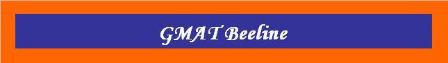 GMAT BeeLine