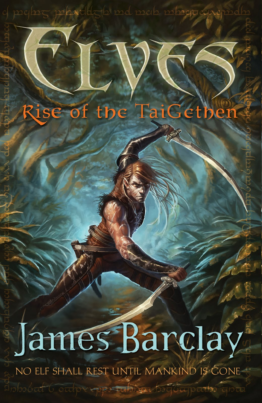 Book Cover Fantasy ~ Speculative horizons artwork for elves rise of the taigethen