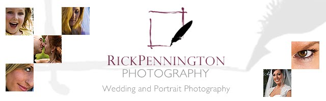 wedding photographer Rick Pennington