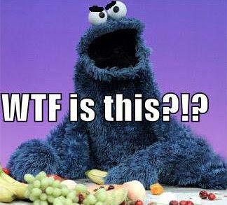 Responde al de arriba con énfasis - Página 4 Cookie-monster-wtf-is-this