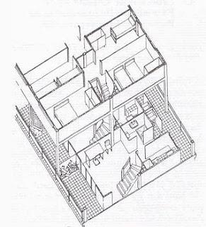 La casa bloc barcelona el dado del arte - Casa bloc sant andreu ...