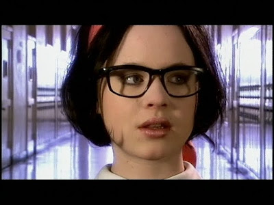 Tuesday  February 09  2010Thora Birch Ghost World Green Hair