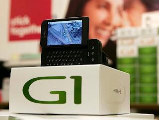 G-1 O celular do Google
