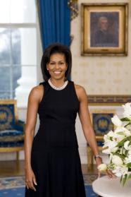 Michelle Obama - Representante da Mulher Moderna