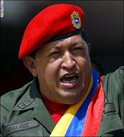 O ditador Hugo Chávez agora quer empréstimo do BNDES