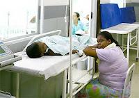 Paciente em espera no SUS