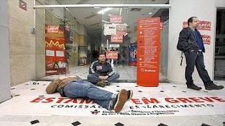 Bancários ainda em greve em Recife