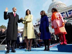 Obama assume a Casa Branca