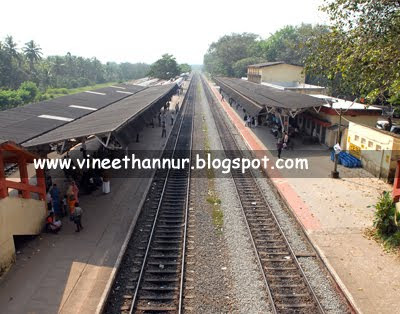 Payyanur railway station