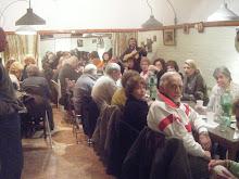 Cena del Centro de Jubilados Juana Azurduy