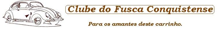 Clube do Fusca Conquistense