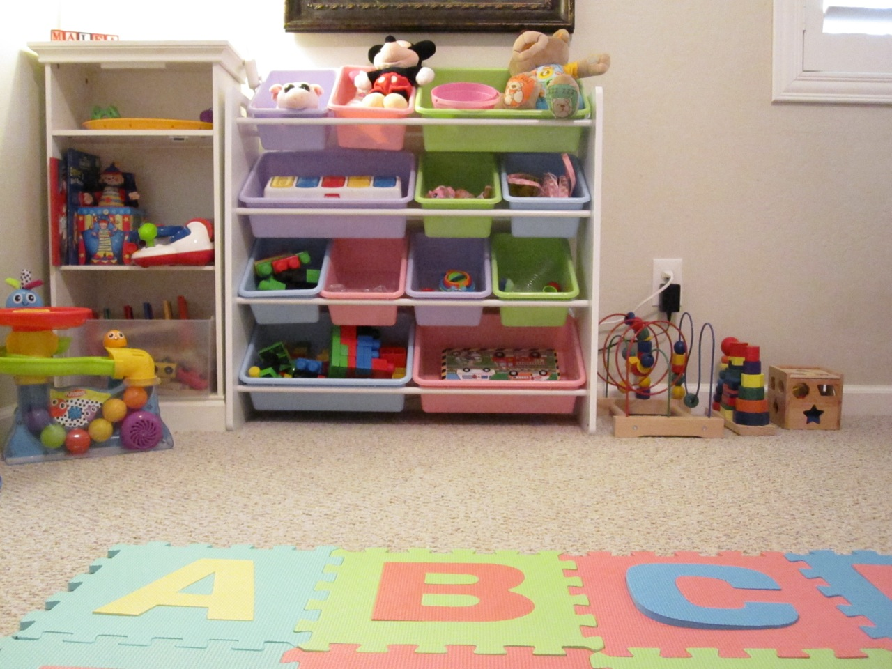 How you organize your toys a guest appearance for How to organize your kids room