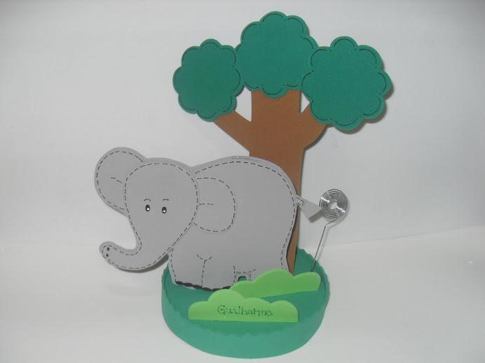 Lembrancinha - Elefante