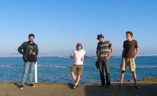 Opportunità, noi 4 di fronte al nostro primo Oceano