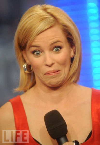 Celebrity Funny Faces