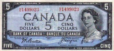 Bill 5 Dollar's Scary Illusion
