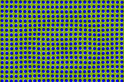 The Moving picture Illusion