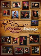 DVD Um Barzinho, Um Violão - Sertanejo