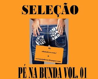 Colet�nea P� Na Bunda - Vol.01