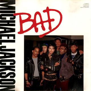 Michael Jackson - BAD [Promo CD Single]